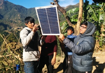 Light for Education : Solar PV Home